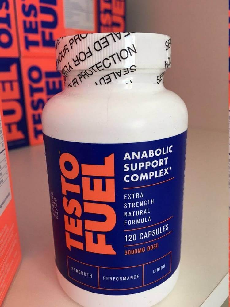 testofuel bottle