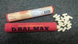 d bal max pills