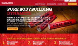 d-bal max website