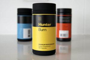 hunter burn bottle