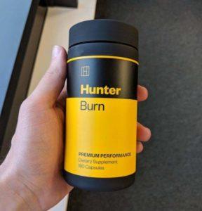 hunter burn supplement