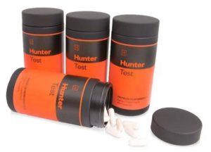 hunter test pills