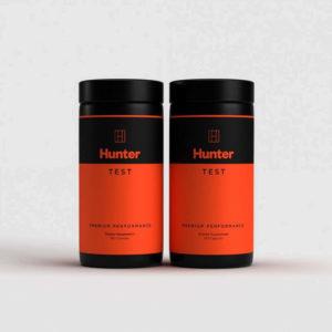 hunter test testosterone booster