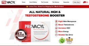 provacyl website