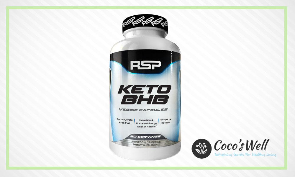 RSP Nutrition Keto BHB